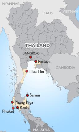 Villa Rentals Phuket, Long Term Rentals Phuket, Phuket Rentals
