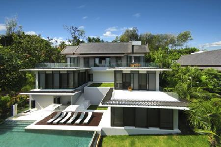 Cape residence modern luxury villa ltrsv2586 siam for Best villa designs in the world